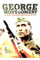 George Montgomery Action Pack: Guerillas in Pink, Samar, Satan's Harvest & Steel Claw