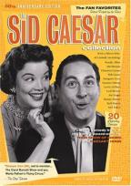 Sid Caesar Collection - Fan Favorites: Box Set