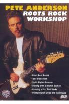 Pete Anderson - Roots Rock Workshop