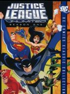 Justice League Unlimited - The Complete First Season
