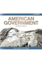 Teaching Systems Amer.Government Super 10 Pack