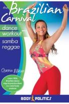 Quenia Ribeiro: The Brazilian Carnival Dance Workout - Samba Reggae
