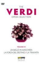 Verdi Opera Selection, Vol. III: Un Ballo in Maschera/La Forza del Destino/La Traviata