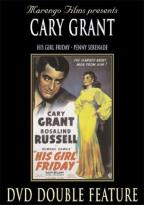 Cary Grant Double Feature: His Girl Friday/ Penny Serenade