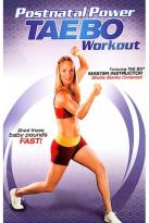 Tae Bo Postnatal Power Workout