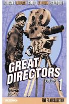 Great Directors - Vol. 1: Dersu Uzala / The Mirror / Les Bonnes Femmes / Il Grido / Circle Of Deceit