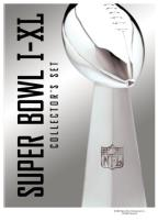 NFL Super Bowl Collection: I-Xl