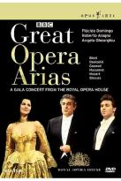 Great Opera Arias: Concert With Domingo, Alagna, Gheorghiu