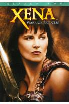 Xena: Warrior Princess - The Complete Second Season