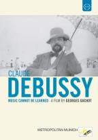 Claude Debussy: Music Cannot Be Learned