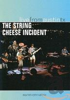 String Cheese Incident - Live from Austin, Texas