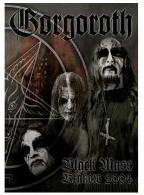Gorgoroth - Black Mass Krakow 2004
