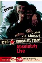 Juan de Marcos/Afro Cuban All Stars: Absolutely Live