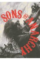 Sons Of Anarchy - The Complete Third Season