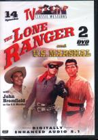 Lone Ranger and U.S. Marshal