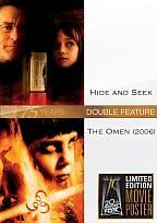 Hide and Seek/The Omen Double Feature