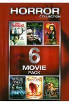 Horror Collection: 6 Movie Pack, Vol. 1