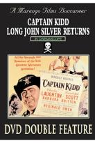 Pirates Double Feature: Long John Silver/ Captain Kidd