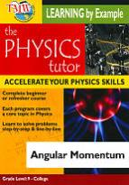 Physics Tutor: Angular Momentum