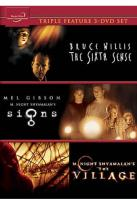 Signs/The Village/The Sixth Sense