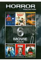 Horror Collection: 6 Movie Pack, Vol. 2