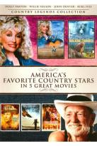 America's Favorite Country Stars in 5 Great Movies