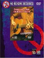 No Reading Required - Chords and Strums for Acoustic Guitar