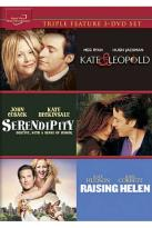 Kate And Leopold/Serendipity/Raising Helen