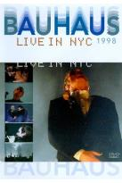 Bauhaus: Live in NYC 1998
