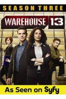 Warehouse 13: Season Three