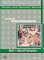 Deben Battacharya - Bali: Isle of Temples