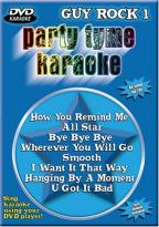 Party Tyme Karaoke - Guy Rock 1
