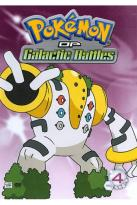 Pokemon DP Galactic Battles, Vol. 4