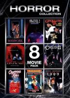 Horror Collection: 8 Movie Pack, Vol. 1