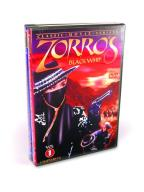 Zorro's Black Whip - Volumes 1&2