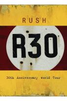 Rush - R30: 30th Anniversary Tour