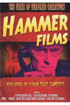 Icons of Suspense Collection: Hammer Films