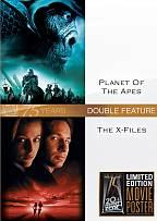 Planet of the Apes/The X-Files