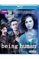 Being Human - The Complete Fourth Series