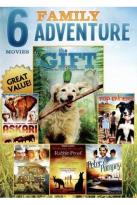 6 Movies: Family Adventure, Vol. 2