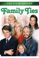 Family Ties - The Complete Fifth Season