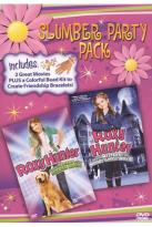 Slumber Party Pack: Roxy Hunter and the Mystery of the Moody Ghost/Secret of the Shaman