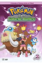 Pokemon DP Galactic Battles, Vol. 2