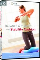 Core: Balance & Strength on the Stability Cushion