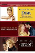 Emma/Shakespeare In Love/Proof