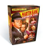 Martin Kane Private Eye - Volumes 1-4