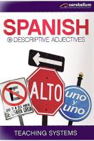 Teaching Systems Spanish Module 9 - Descriptive Adjectives