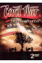 Civil War Battlefields - 2 DVD