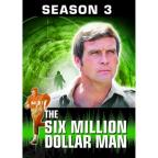 Six Million Dollar Man - The Complete Season Three