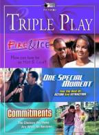 BET Triple Play: Fire and Ice/One Special Moment/Commitments